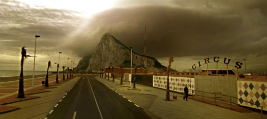 La Linea de la Concepcion, Spain, Google Street View