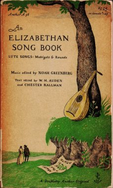 Cover of the Elizabethan Songbook