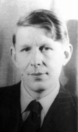 W.H. Auden in 1939
