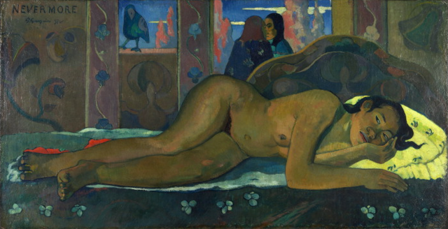 Gauguin: Nevermore
