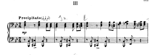 Prokovief, 7th Piano Sonata