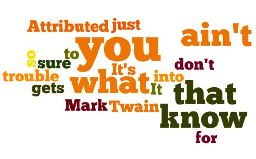 Wordl quote box
