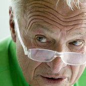 Richard Rogers (b. 1933- ) Award-winning modernist architect.