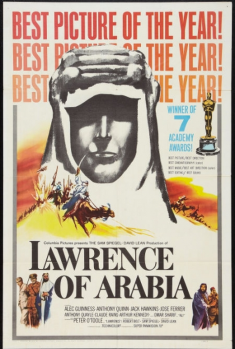 Lawrence of Arabia One Sheet