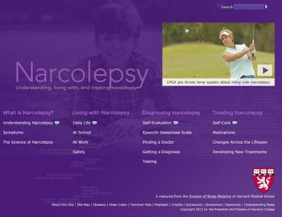 Narcolepsy Screen Shot