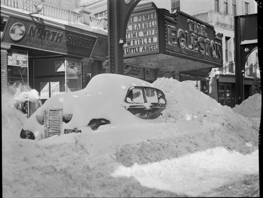 Boston snows of yesteryear (from the BPL Flickr stream.)