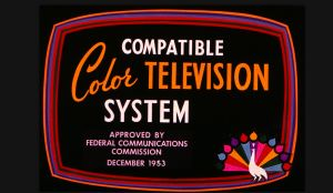 Color TV Card