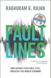 Fault Lines by Rag Rajan