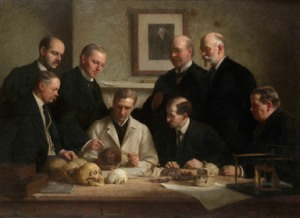 Piltdown Man Researchers