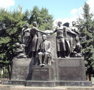 Samuel_Gompers_Memorial